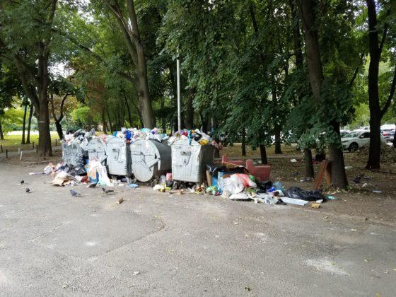 Хорор на Новом Београду: Ђубре затрпало вртић! (фото) 6