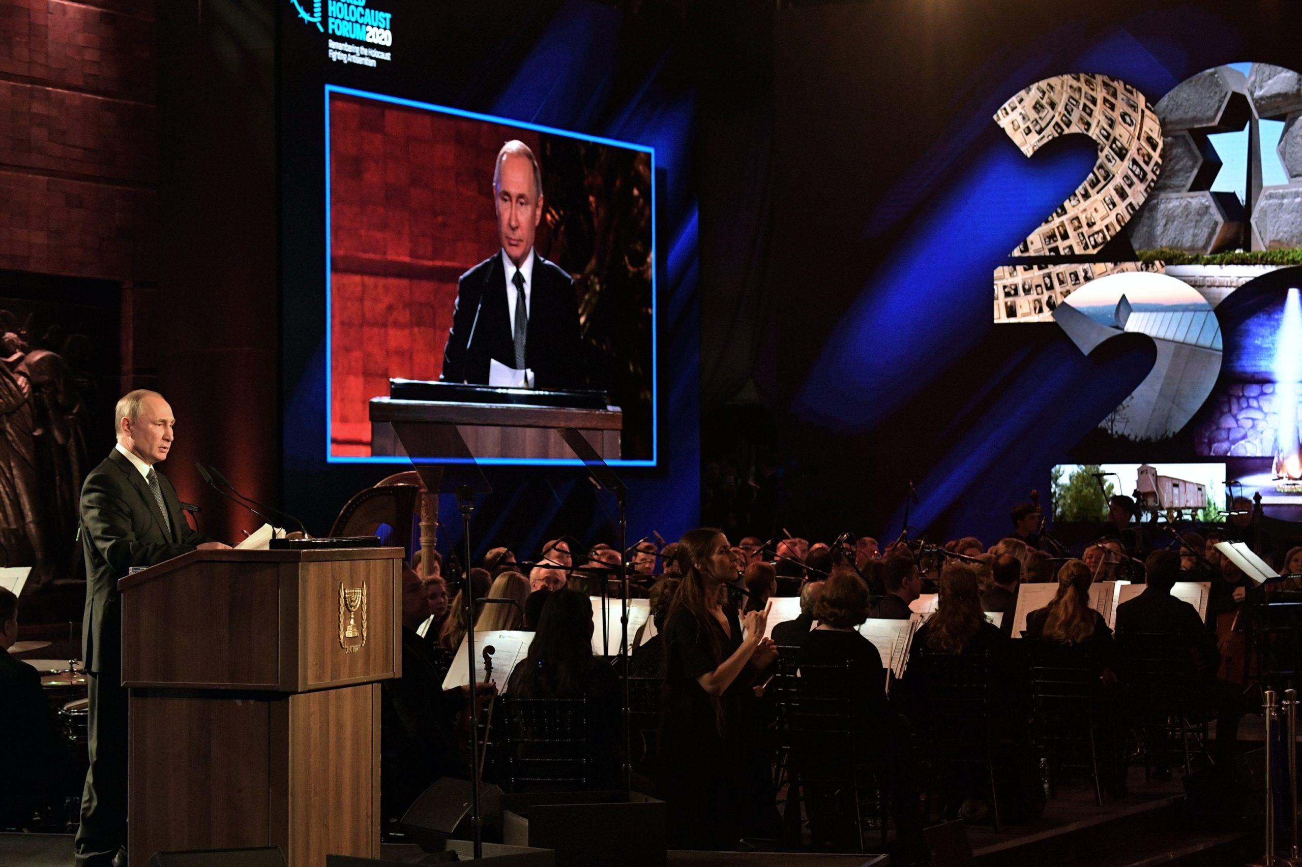 Putin: Zajednička nam je dužnost otkrivanje istine o najkrvavijem ratu - Vesti online